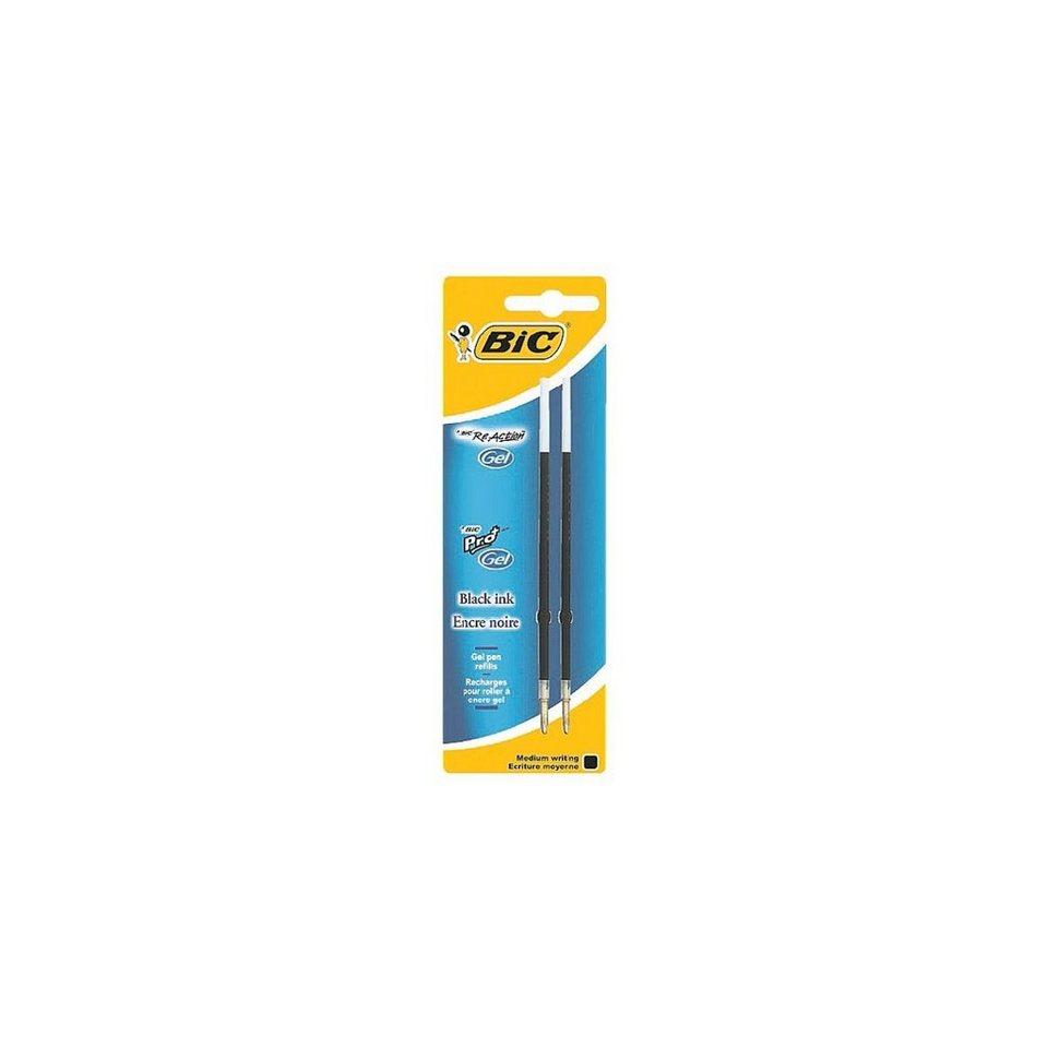 BIC 2er-Pack Ersatzminen für Gelroller »Velocity Gel... in blau
