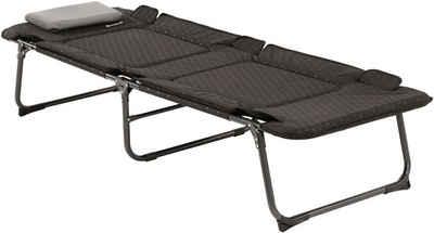 Camping-Schlafausrüstung TecTake 401212 Klapp Campingbett günstig kaufen Camping-Feldbetten