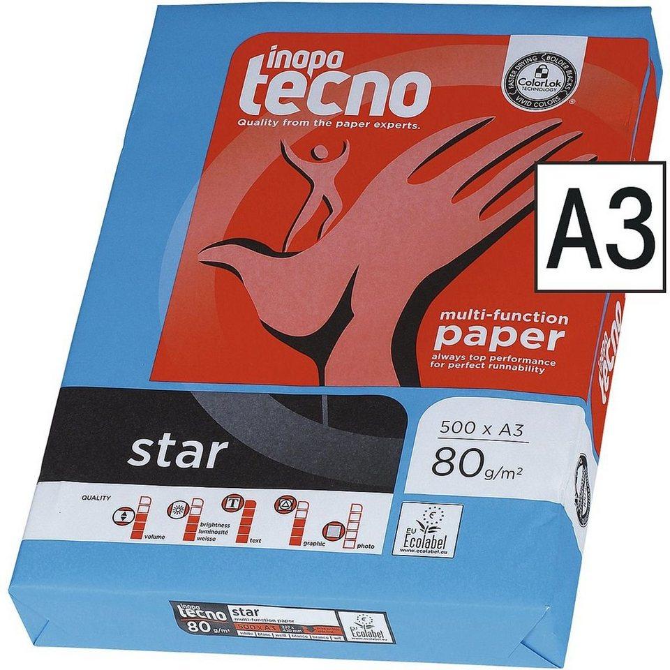 Inapa tecno Kopierpapier »Star«