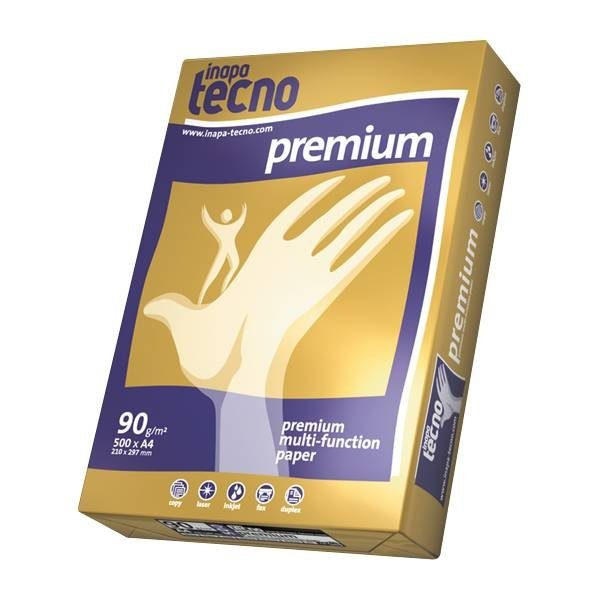 Inapa tecno Multifunktionales Druckerpapier »Premium«