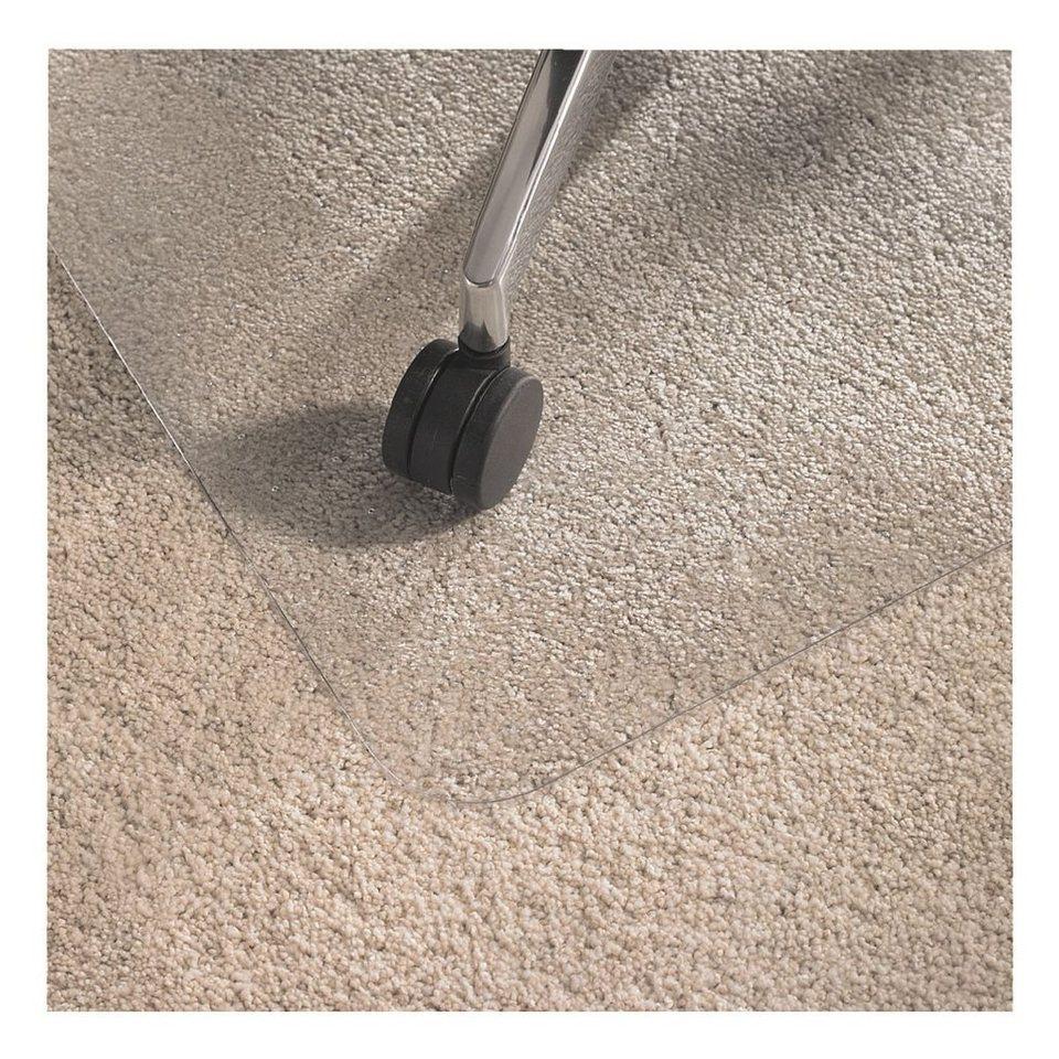 otto office standard bodenschutzmatte 119x75 cm rechteckig f r teppichboden online kaufen otto. Black Bedroom Furniture Sets. Home Design Ideas