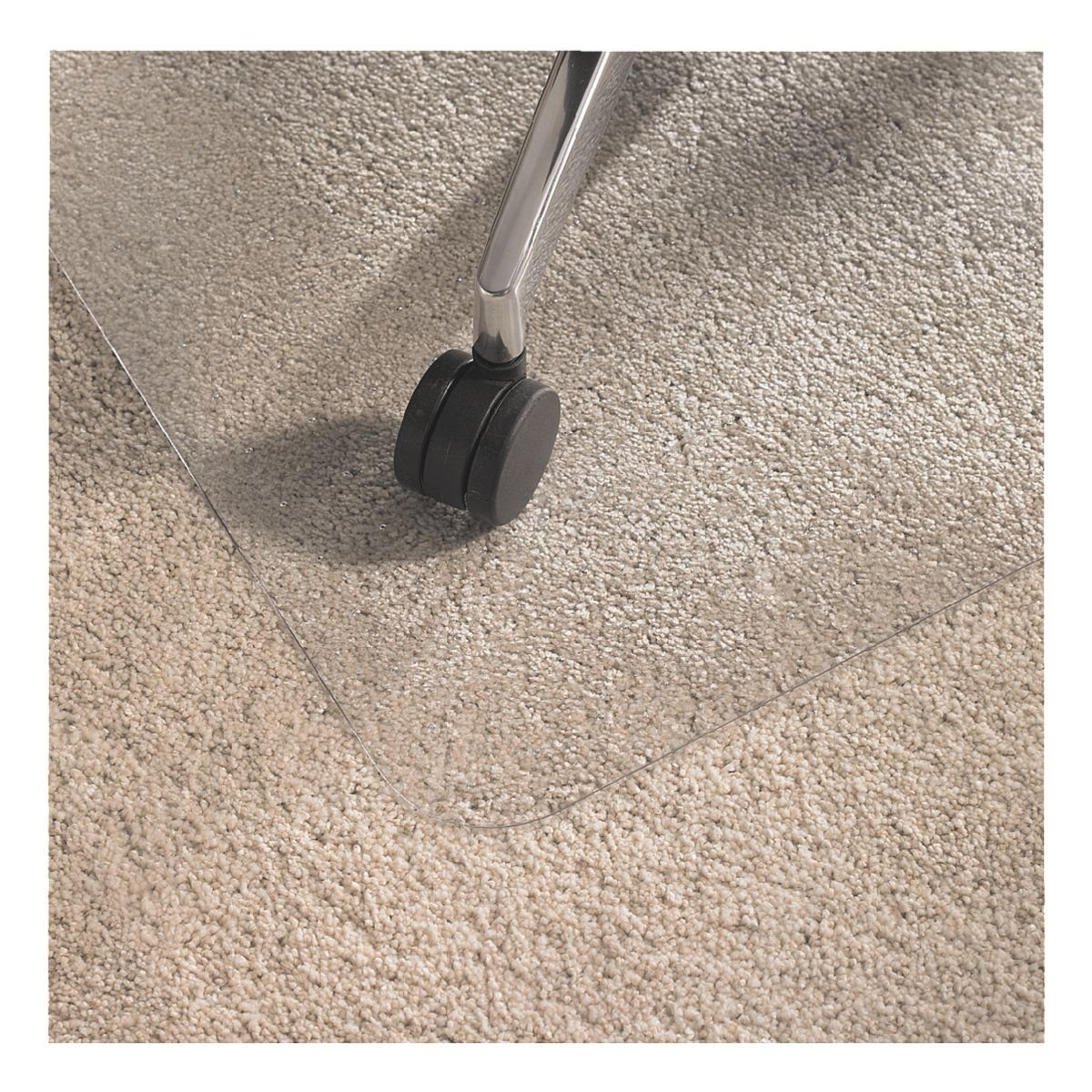 OTTO Office Standard Bodenschutzmatte 119x75 cm rechteckig für Teppichboden