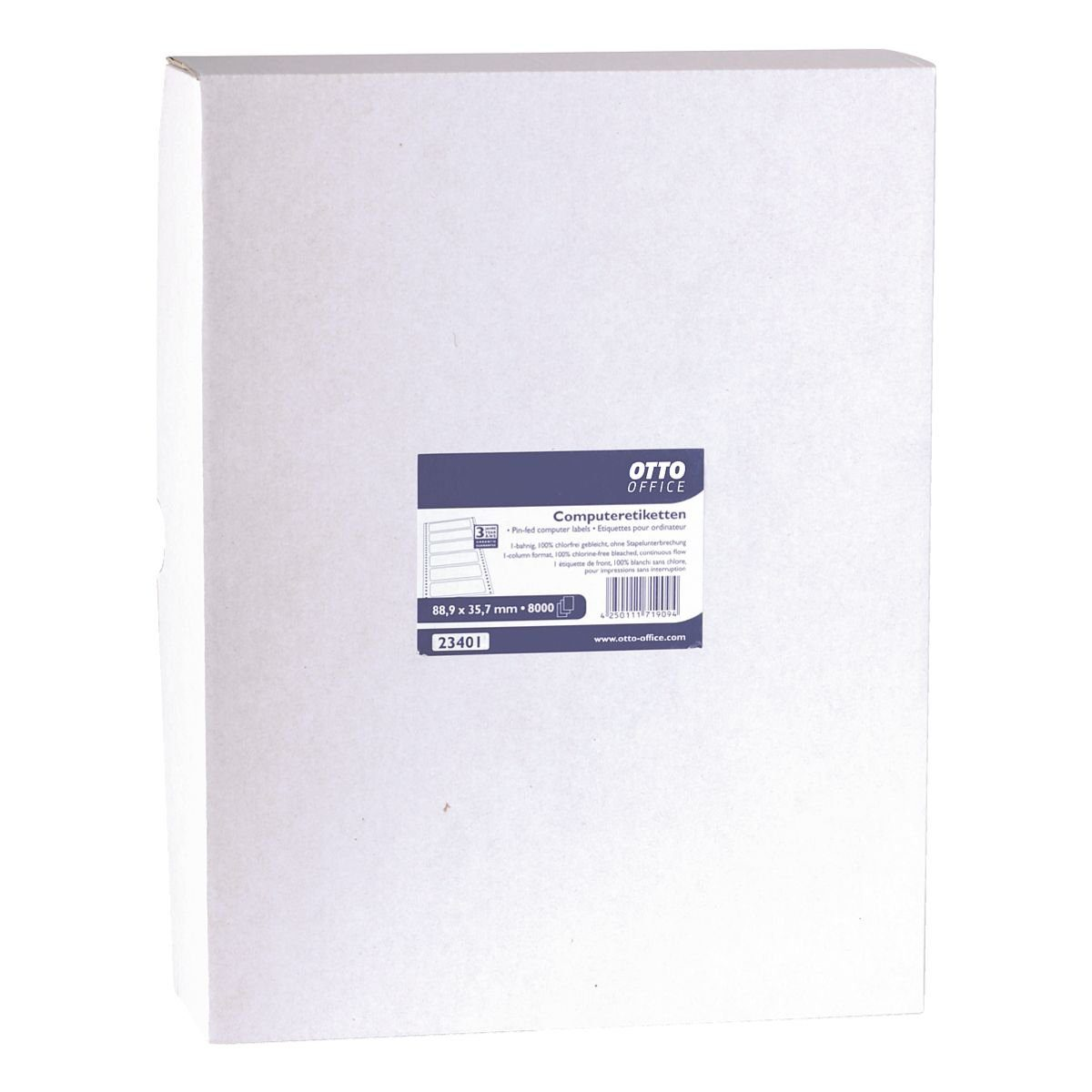 OTTO Office Standard 8000er-Pack Endlosetiketten