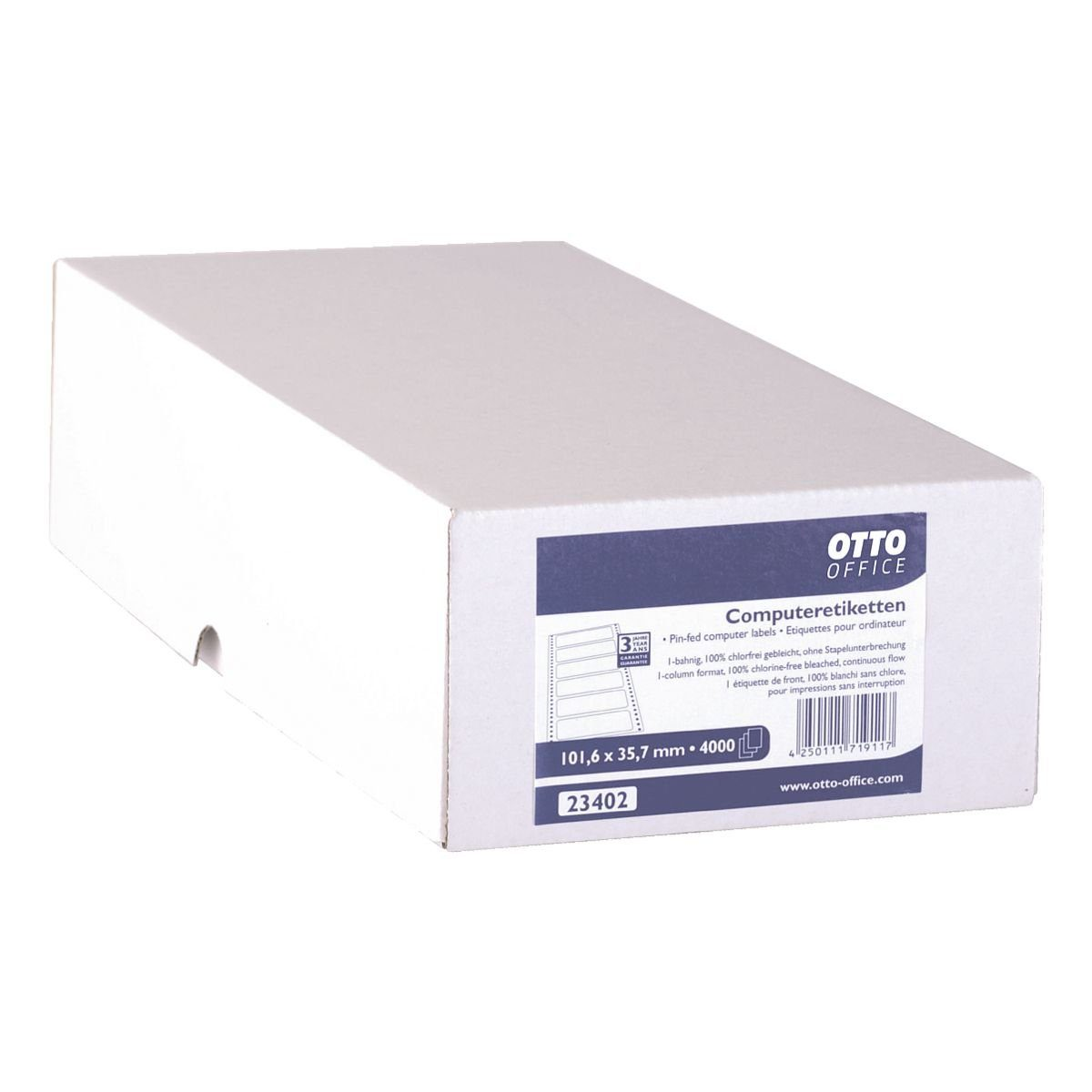 OTTO Office Standard 4000er-Pack Endlosetiketten