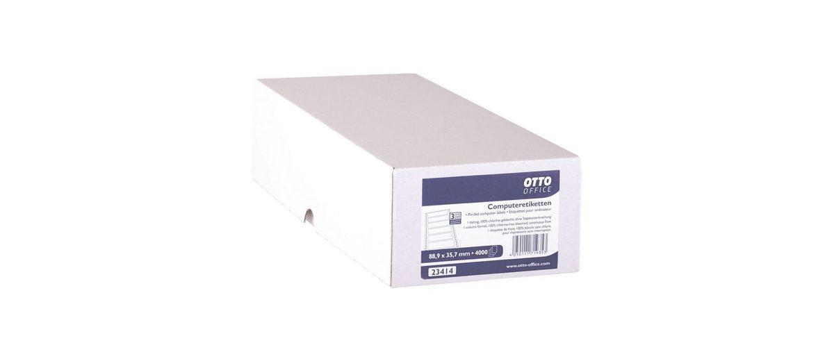 OTTO Office Standard 4000er-Pack Endlosetiketten