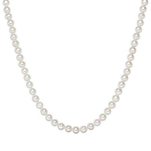 Valero Pearls Perlenkette »X729« (1-tlg), aus Süßwasser-Zuchtperlen
