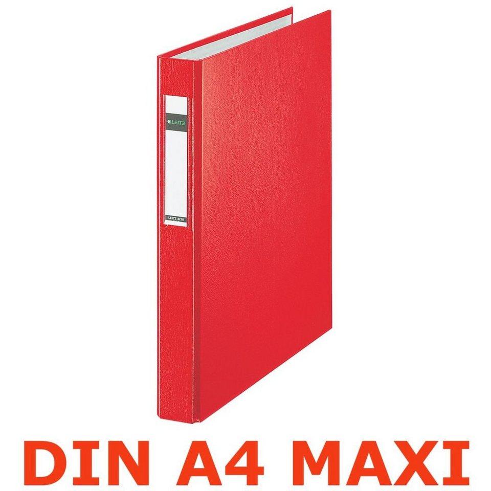 Leitz Ringbuch »4212« in rot