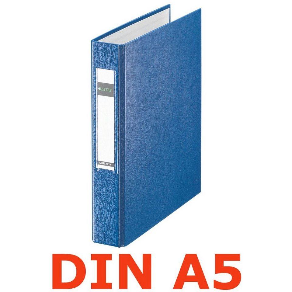 Leitz Ringbuch »4213« in blau