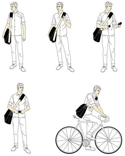 Fahrradtasche »paddington Bag« Bag« »paddington Brooks Shoulder Fahrradtasche Brooks Shoulder xtdwd