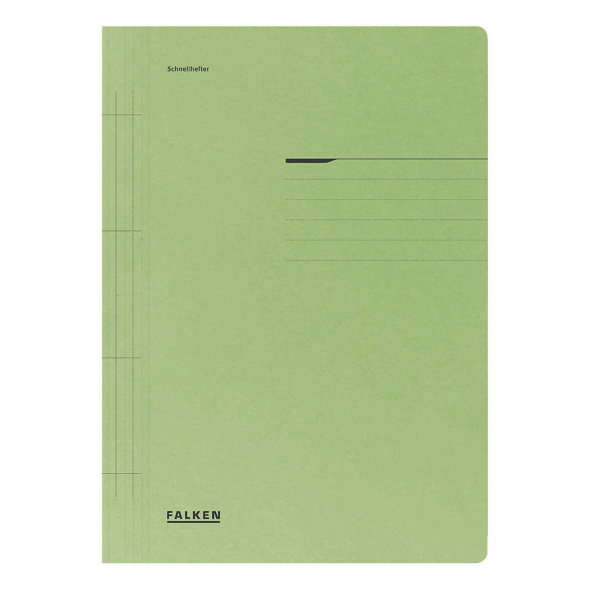 Schnellhefter A4, Fassungsvermögen 250 Blatt