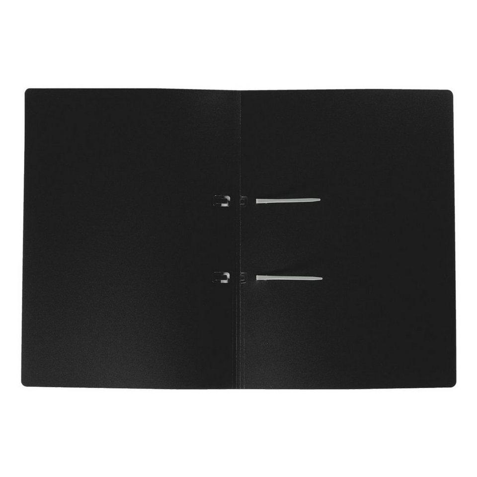 Veloflex Schnellhefter »Strip-Binder« in schwarz