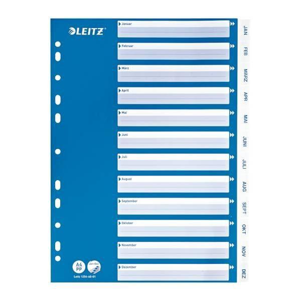Leitz Kunststoffregister »1254«