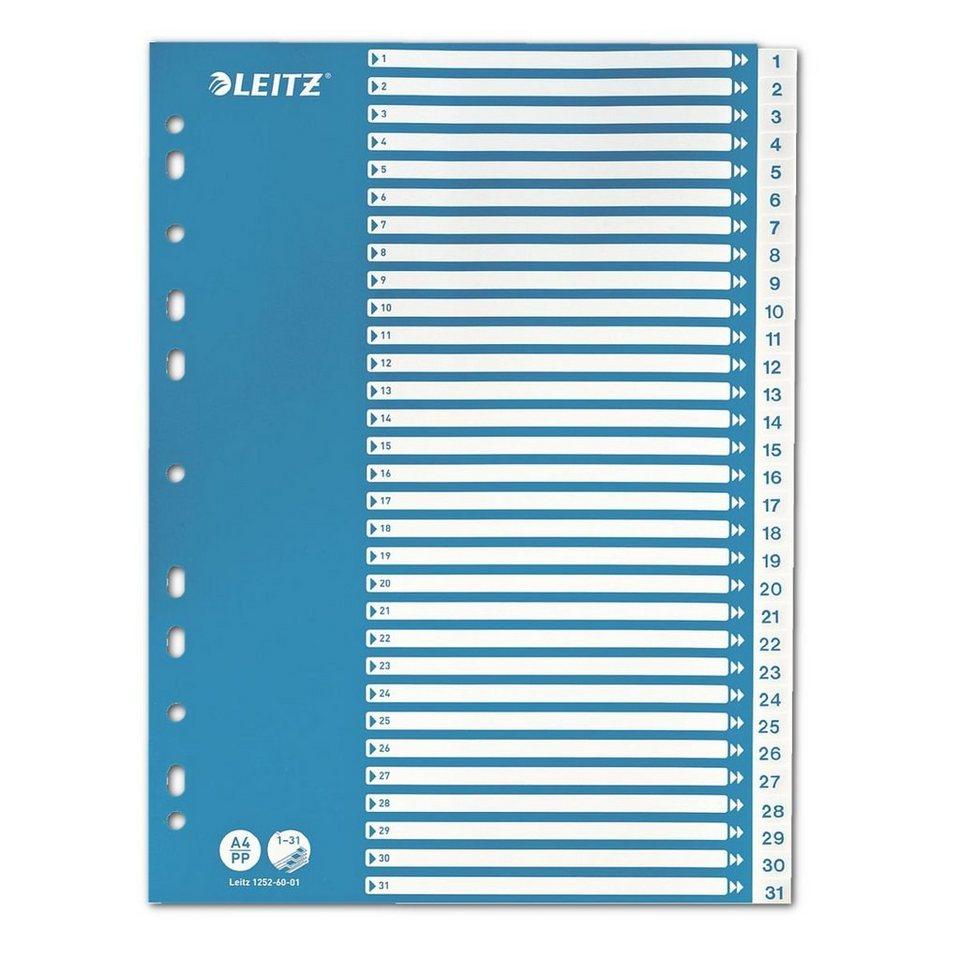 Leitz Kunststoffregister »1252«
