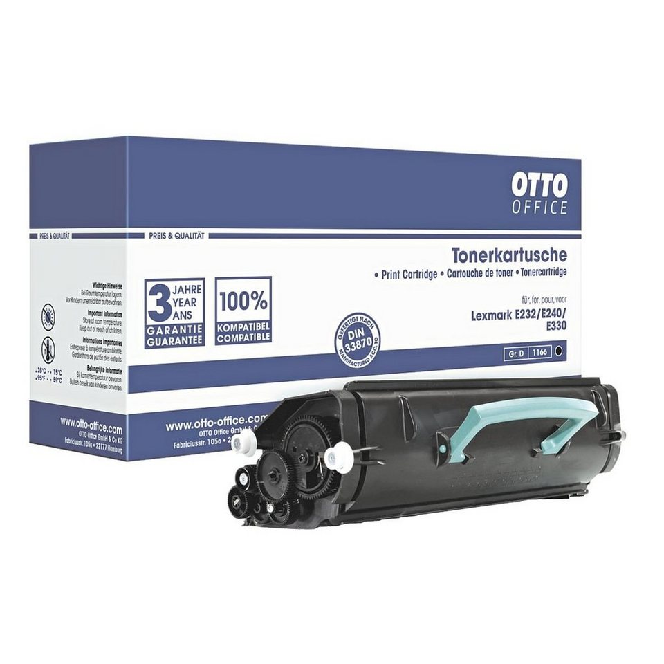 OTTO Office Standard Toner ersetzt Lexmark »34016HE«