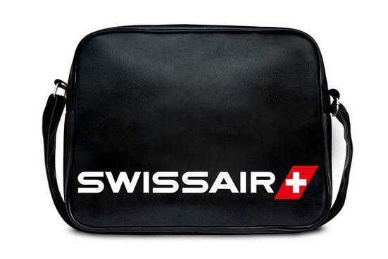 Logoshirt Logoshirt Umhängetasche Umhängetasche logo Mit Logoshirt Umhängetasche logo Swissair Swissair Mit logo Mit Swissair Logoshirt 1vfrqwF1