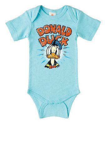 LOGOSHIRT Smėlinukas su Donald Duck-Frontprint