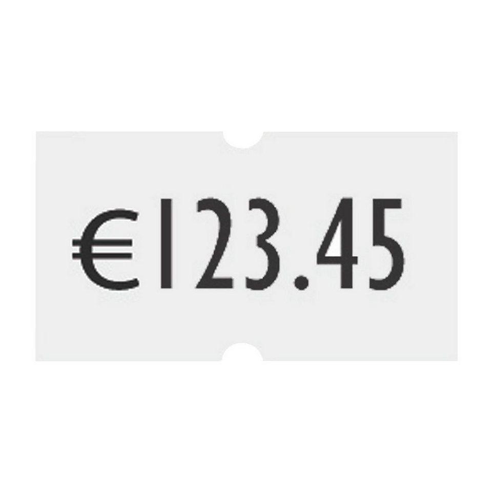 Etiketten für Preis-/Warenauszeichner