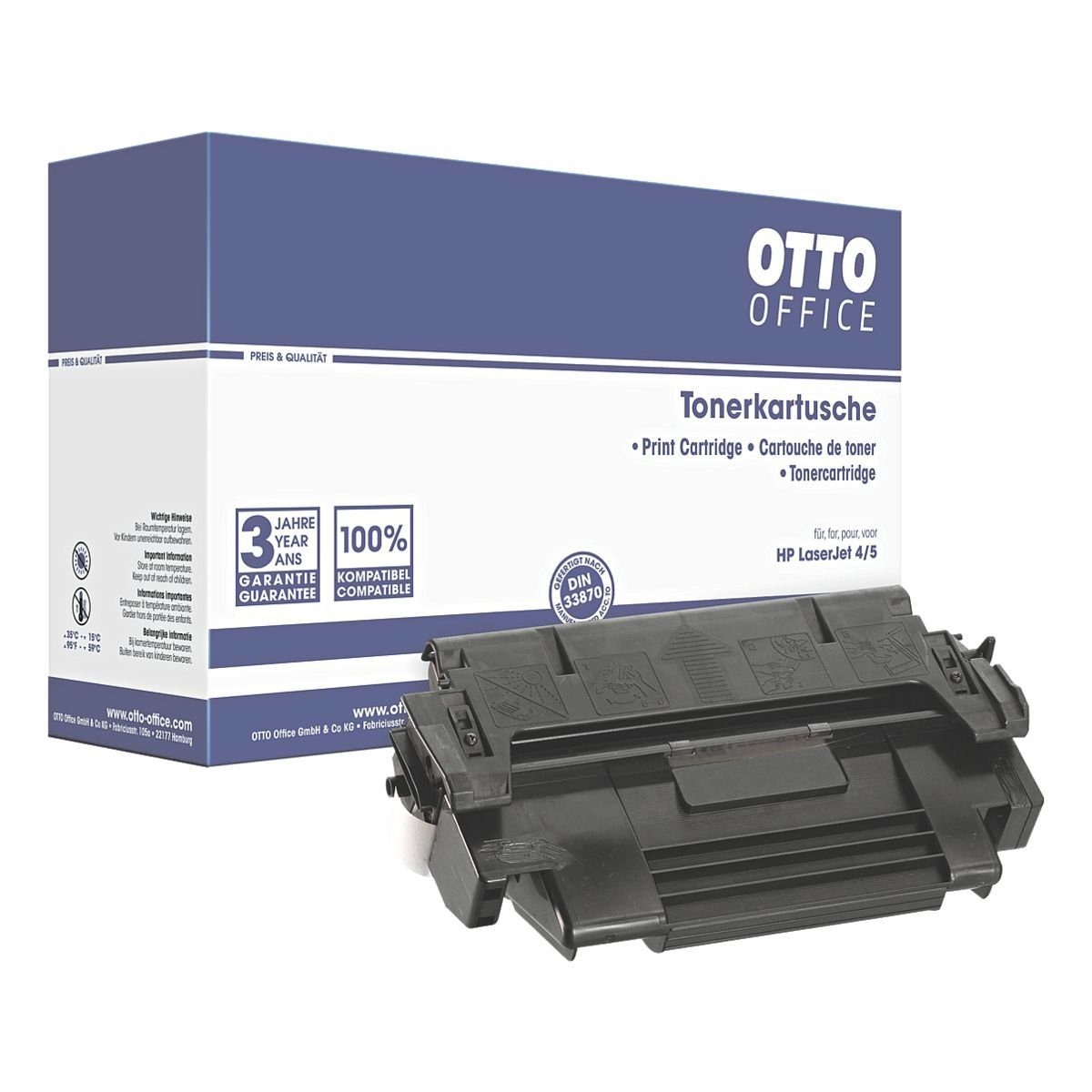 OTTO Office Standard Toner ersetzt HP »92298A« Nr. 98A