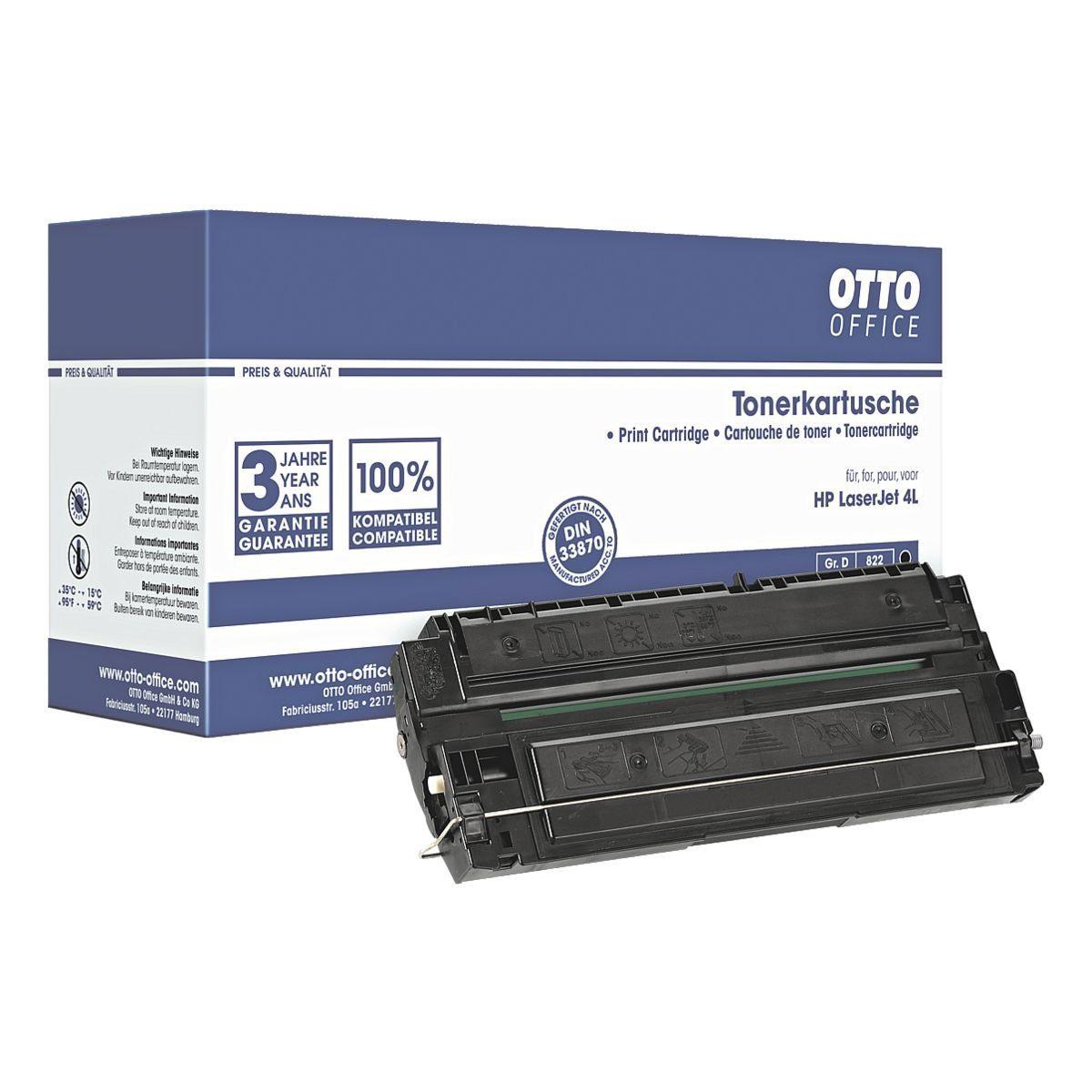 OTTOOFFICE STANDARD Toner ersetzt HP Nr. 74A »92274A«