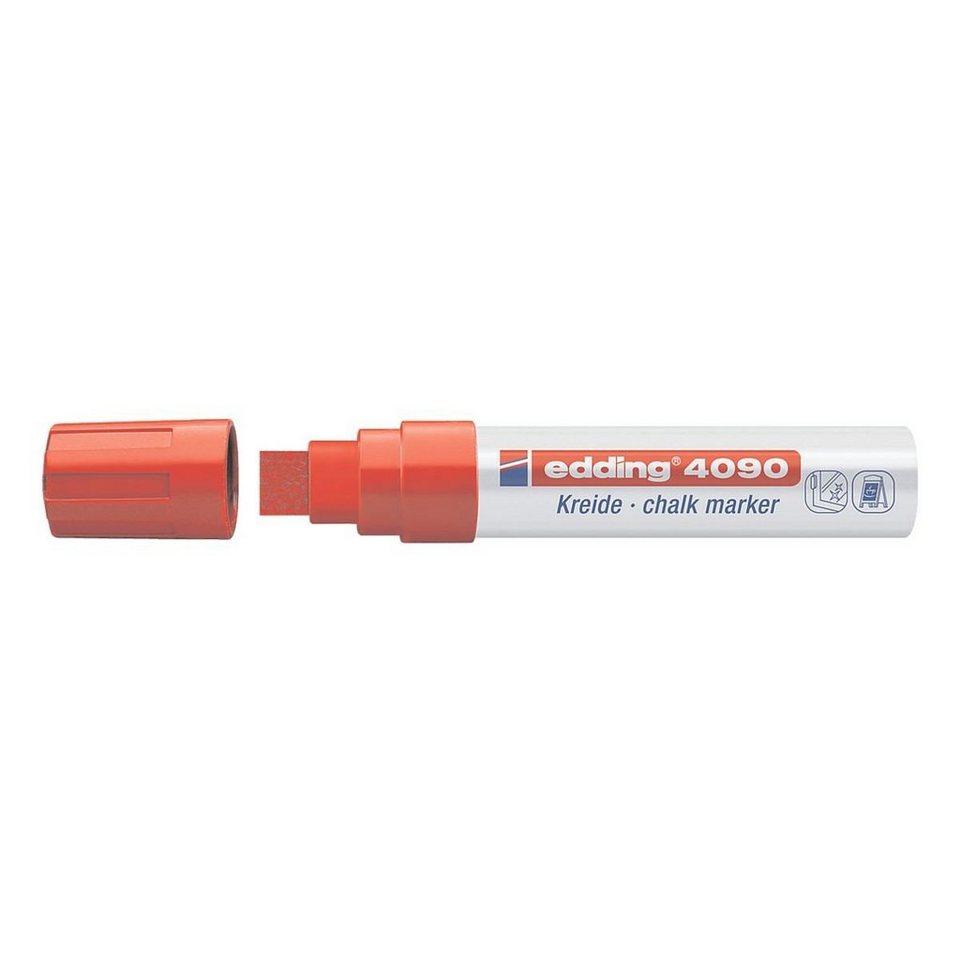 Edding Kreide Marker »4090« in rot