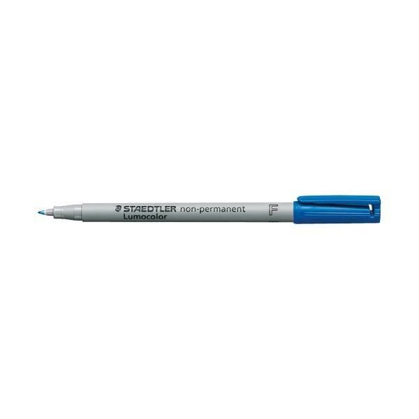 Staedtler Universalstift »Lumocolor non-permanent« in blau