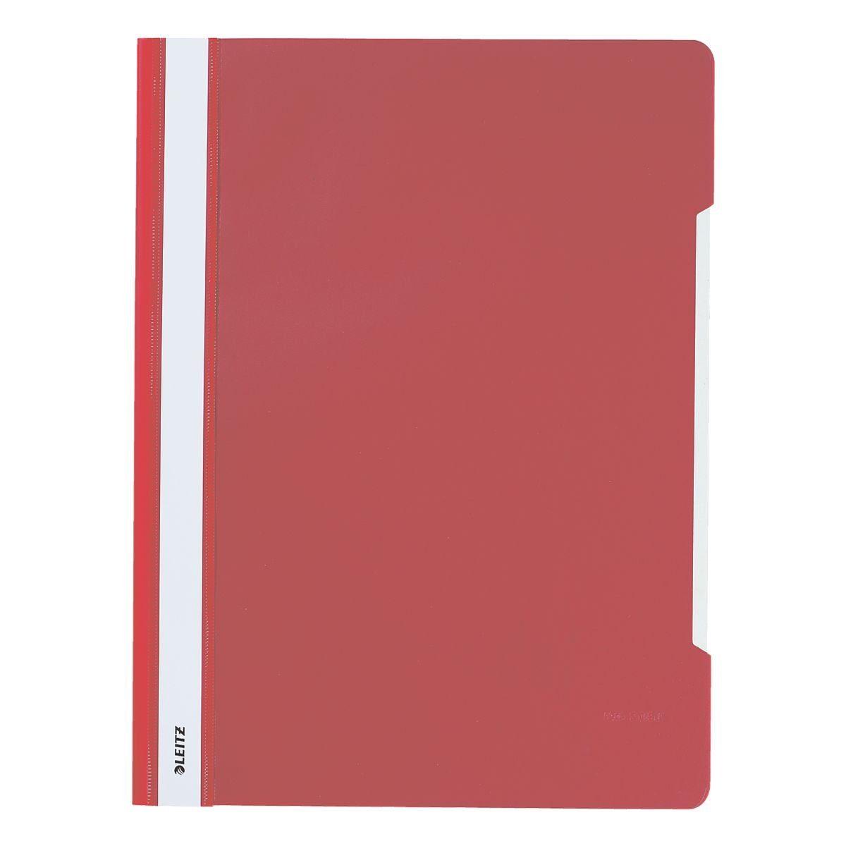 Schnellhefter Sichthefter Leitz 10 Stück In Hellgrün 4191 50 Papier, Büro- & Schreibwaren