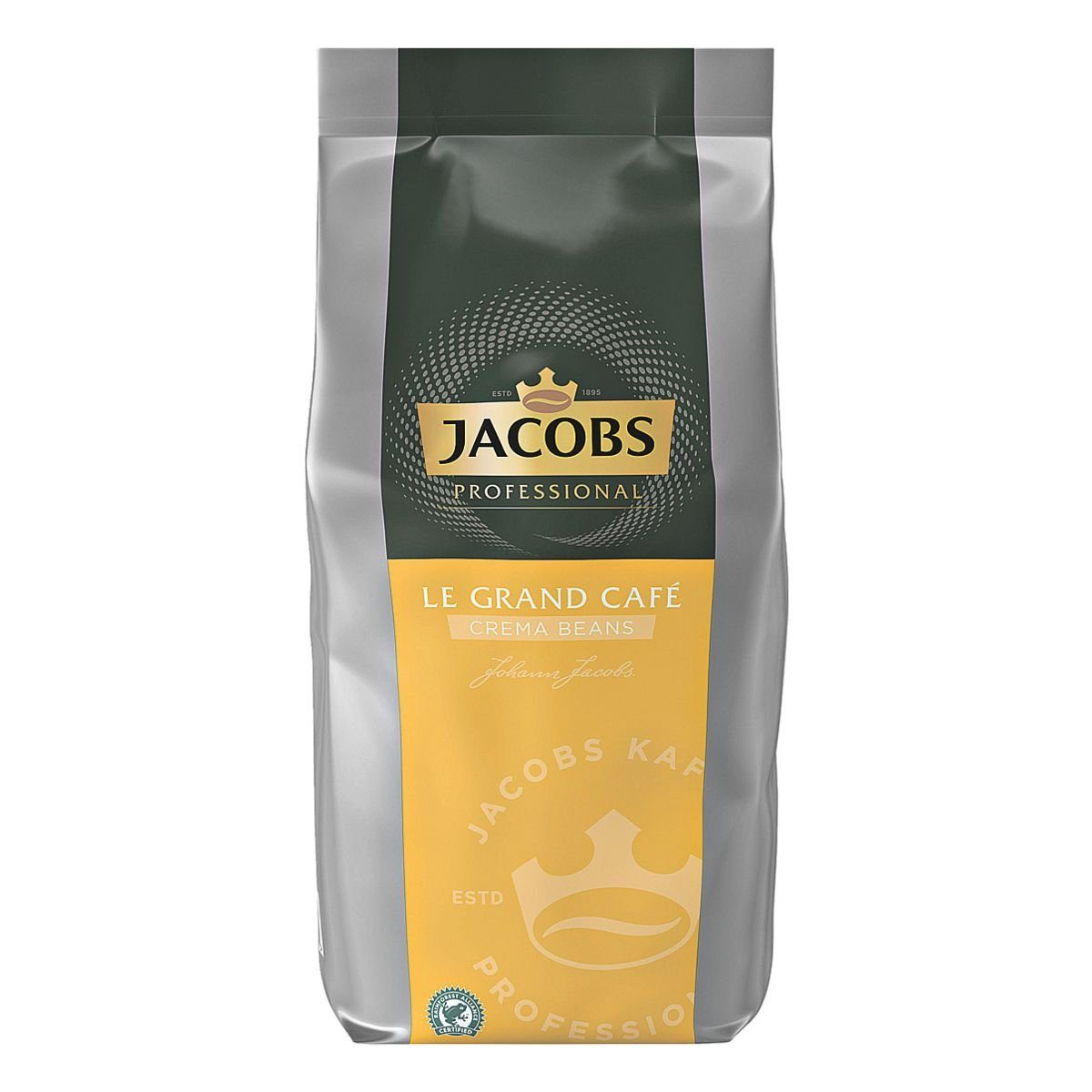 JACOBS Kaffeemischung »Café Crème«
