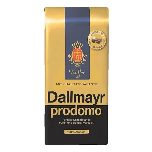 DALLMAYR Kaffee - ganze Bohnen 500 g »Prodomo«
