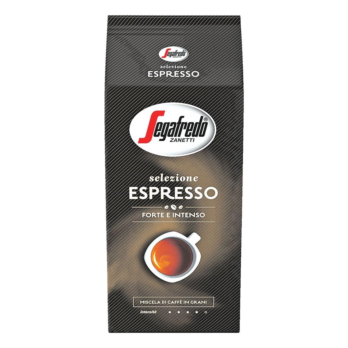 SEGAFREDO Espresso - ganze Bohnen »Selezione Oro«