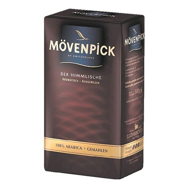 MOEVENPICK Kaffee - gemahlen »Der Himmlische«