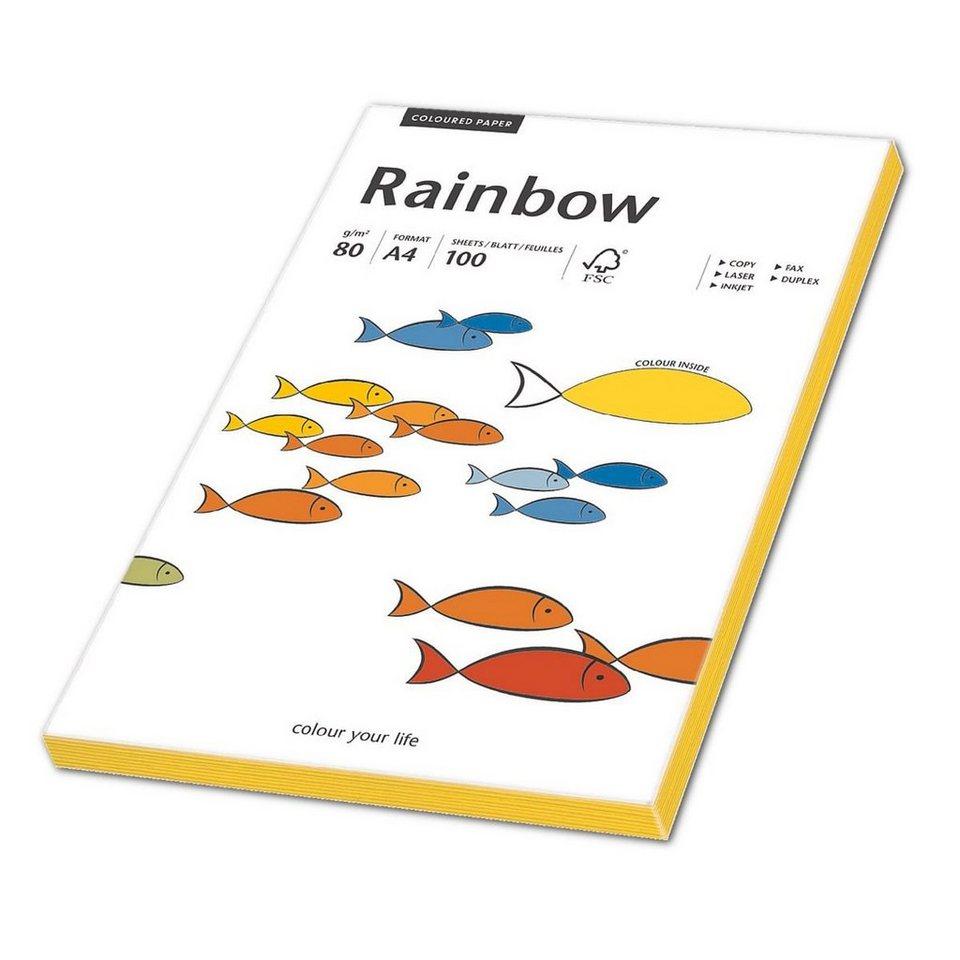 papyrus farbiges papier rainbow neon kaufen otto. Black Bedroom Furniture Sets. Home Design Ideas