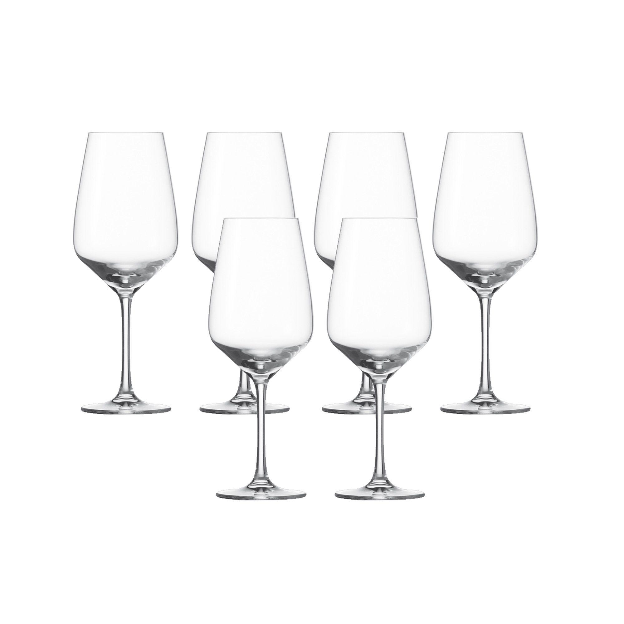 Rotweinglas 6er-Set »Taste«