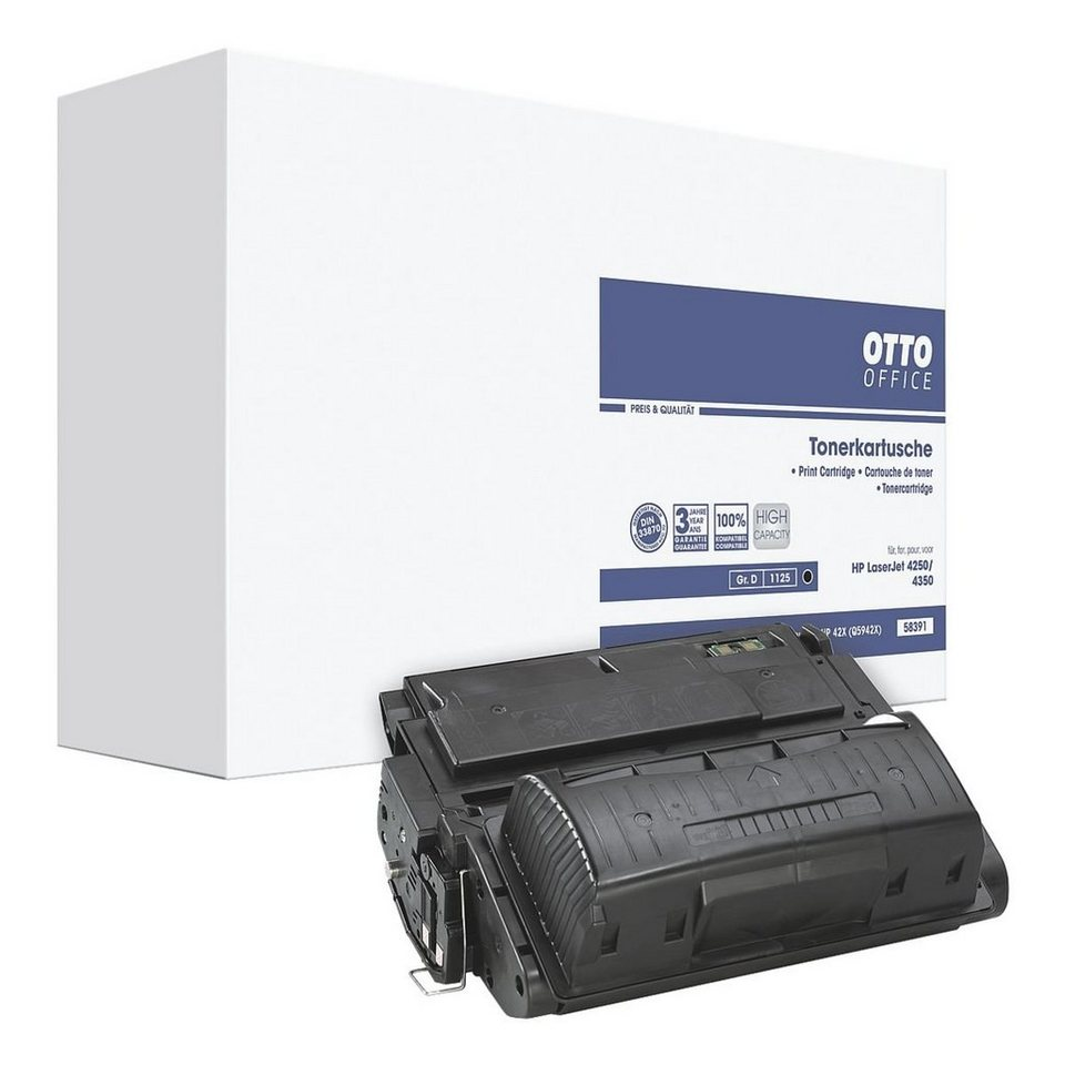 OTTO Office Standard Toner ersetzt HP »Q5942X« Nr. 42X
