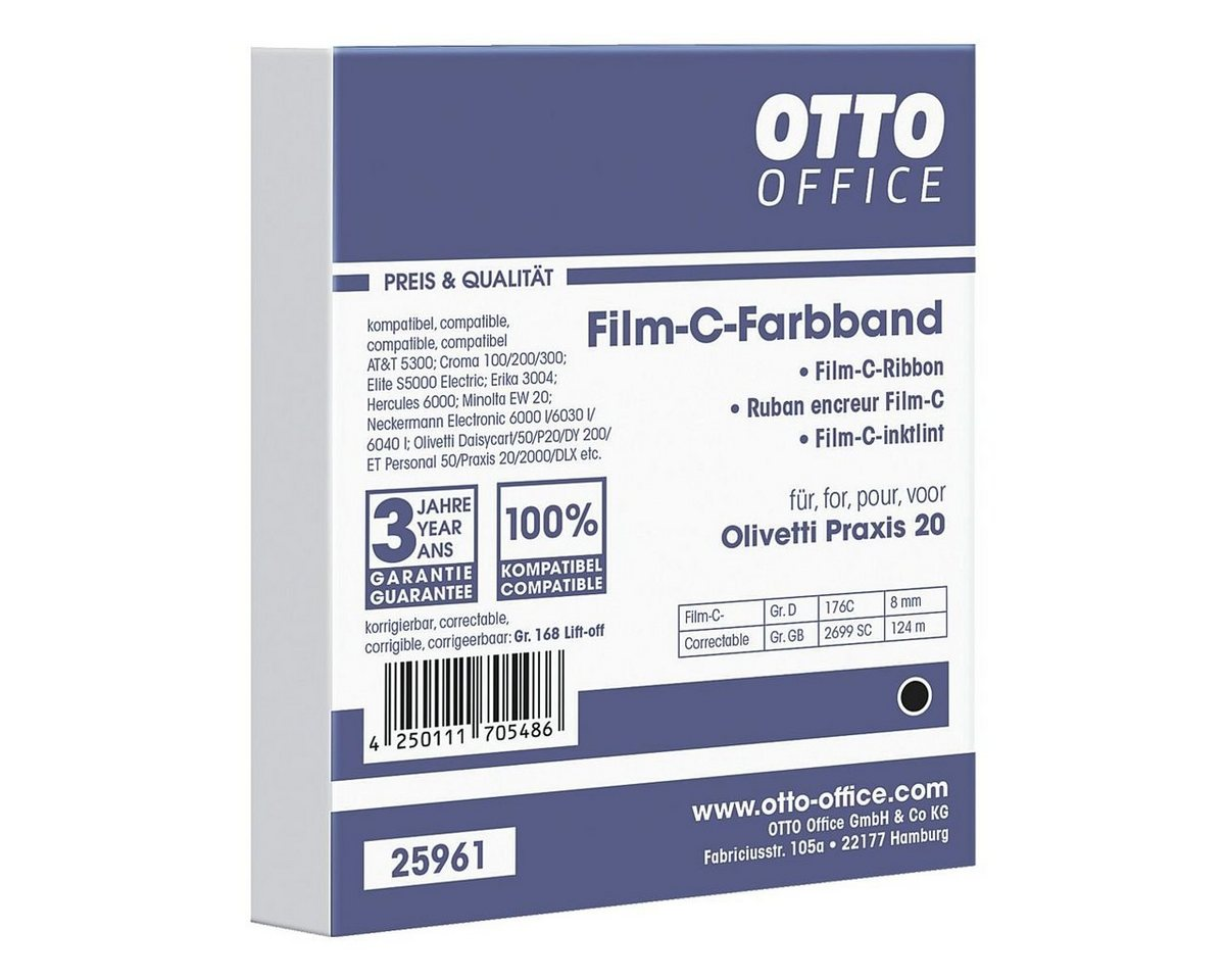 OTTOOFFICE STANDARD Carbon-Farbband