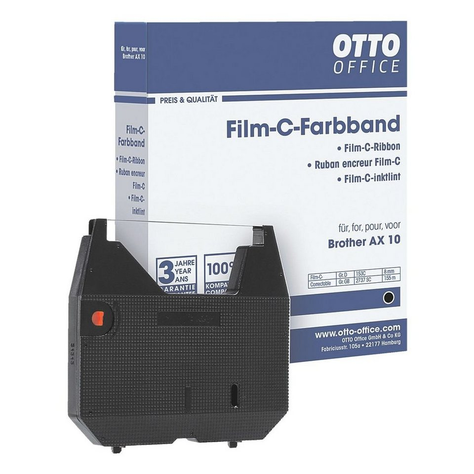 OTTO Office Standard Carbon-Farbband
