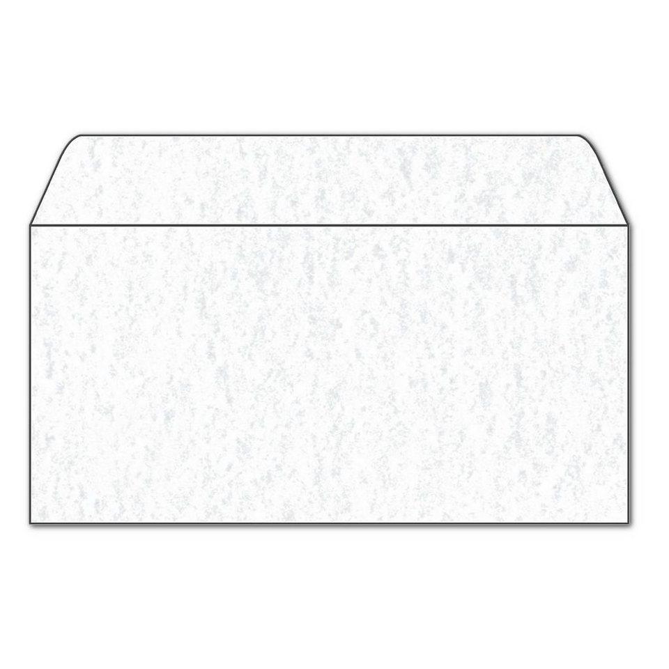 Sigel Perga-Umschlag in grau