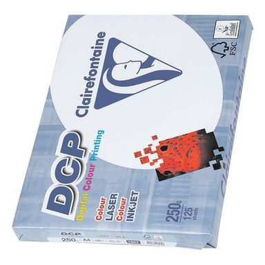 CLAIREFONTAINE Farblaserpapier »DCP«