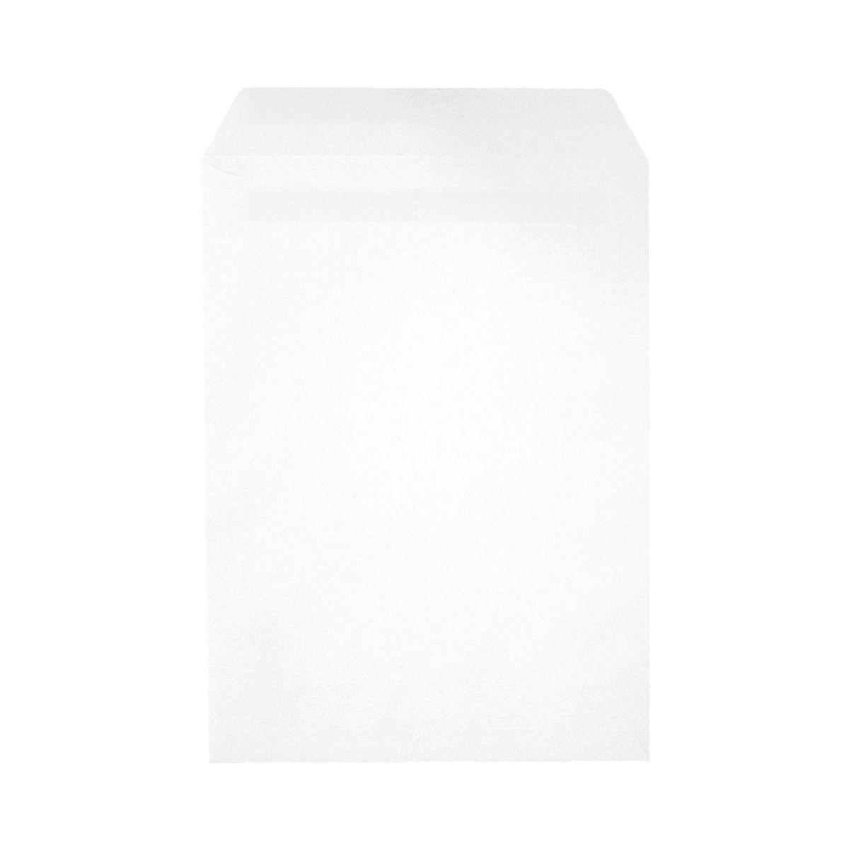 Recycling-Briefumschläge C4 ohne Fenster mit Selbstklebung