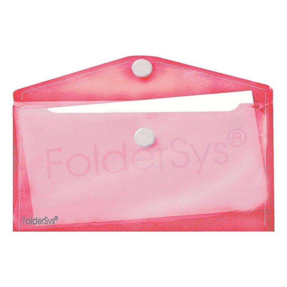 Foldersys Aktentaschen in rot