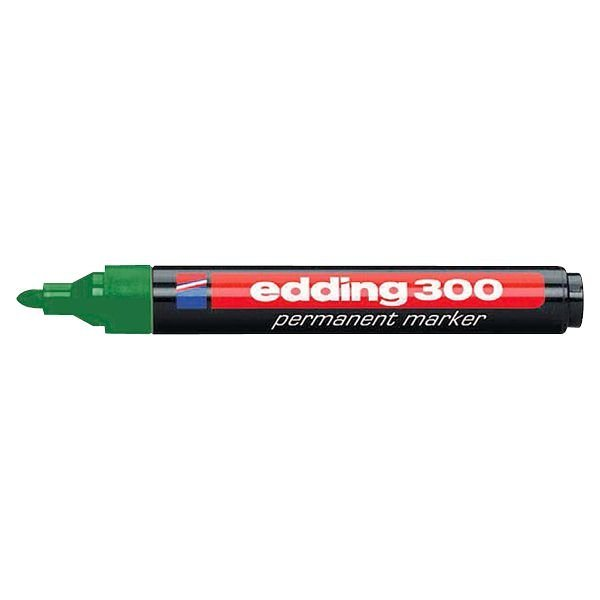 Edding Permanent-Marker »300« in grün