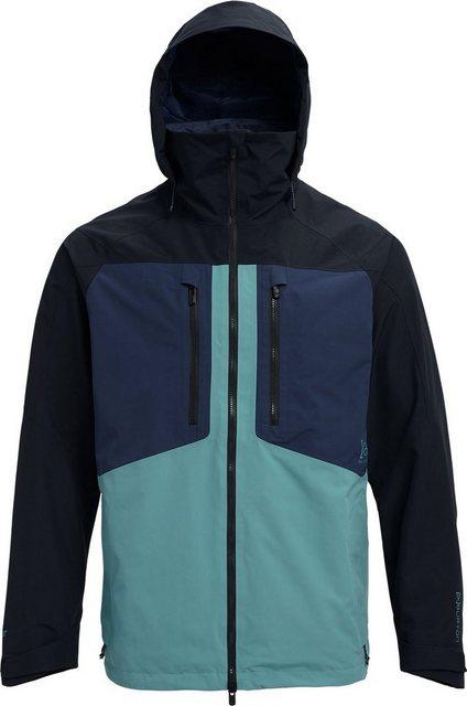 Burton Snowboardjacke   Sportbekleidung > Sportjacken > Snowboardjacken   Blau   Burton