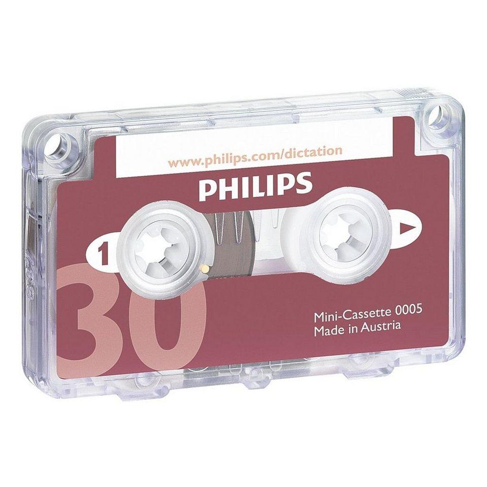 Philips Minikassette »LFH0005«