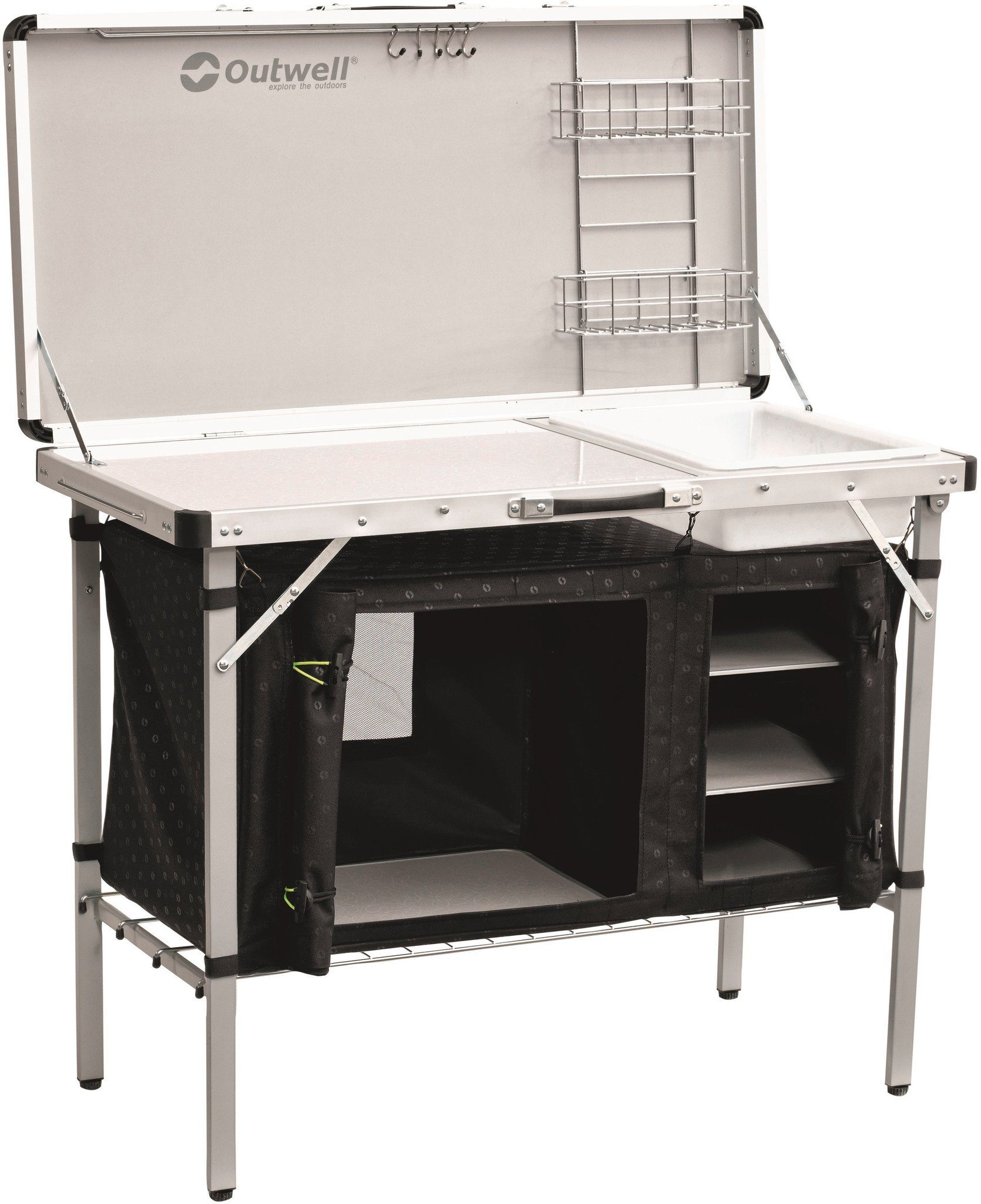 Outwell Camping-Schrank »Drayton Kitchen Table«