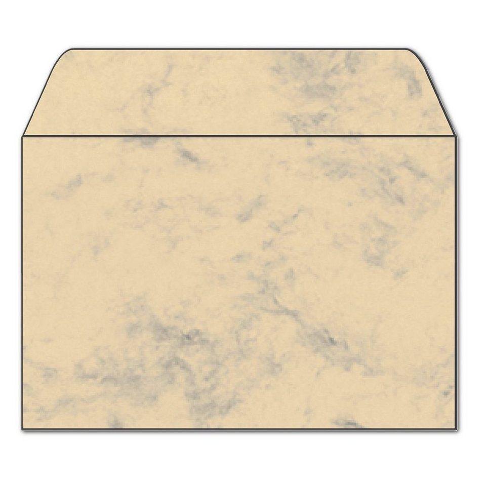 Sigel Briefumschläge in beige