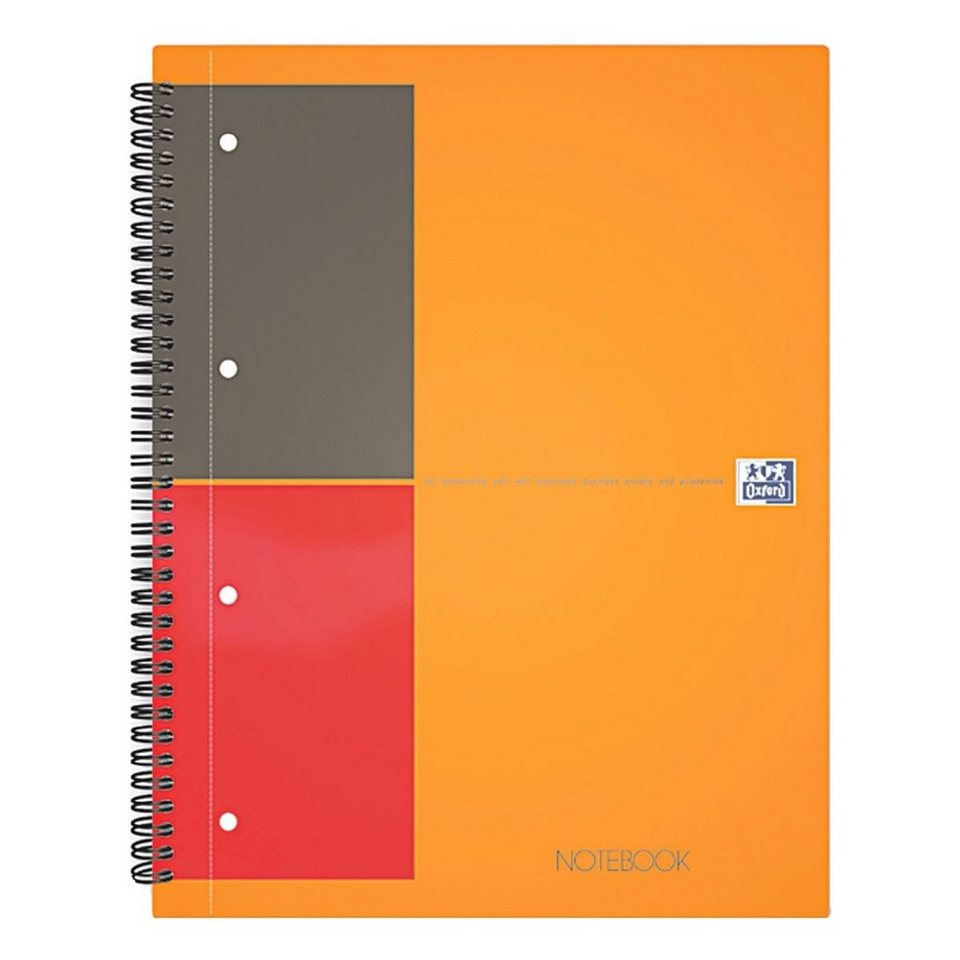 Oxford International Collegeblock »Notebook«