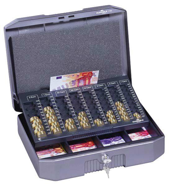 Durable Geldkassette »Euroboxx«