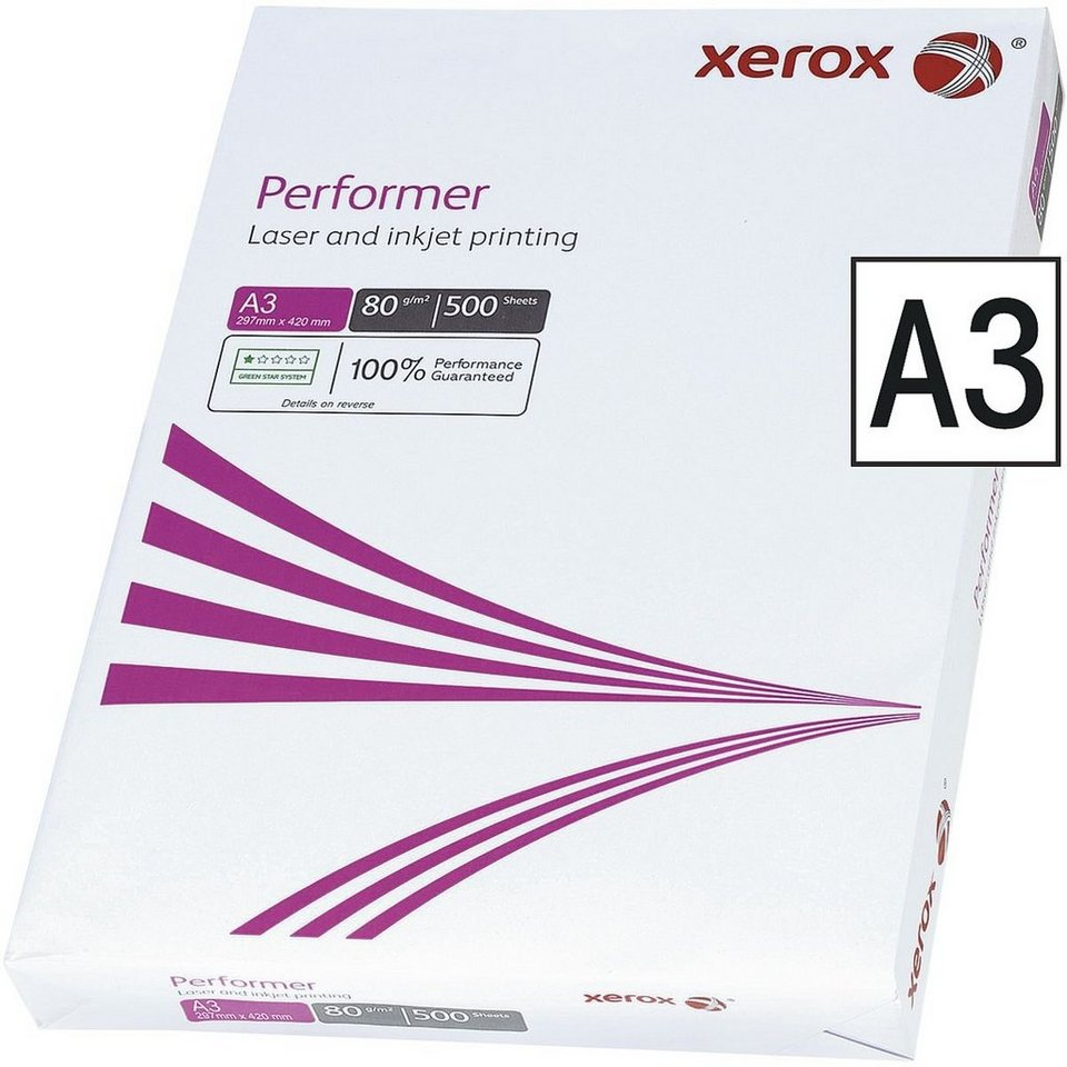 Xerox Kopierpapier »Performer«
