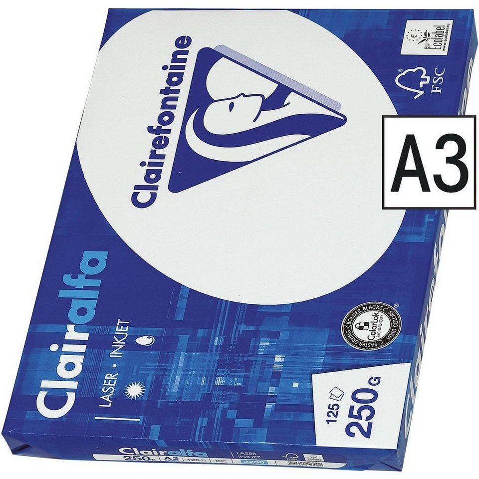 Clairefontaine Multifunktionales Druckerpapier