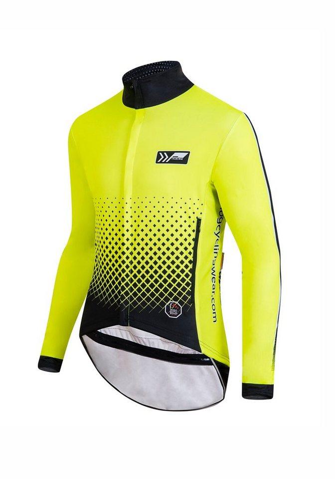 prolog cycling wear Fahrradjacke | Sportbekleidung > Sportjacken > Fahrradjacken | Gelb | prolog cycling wear
