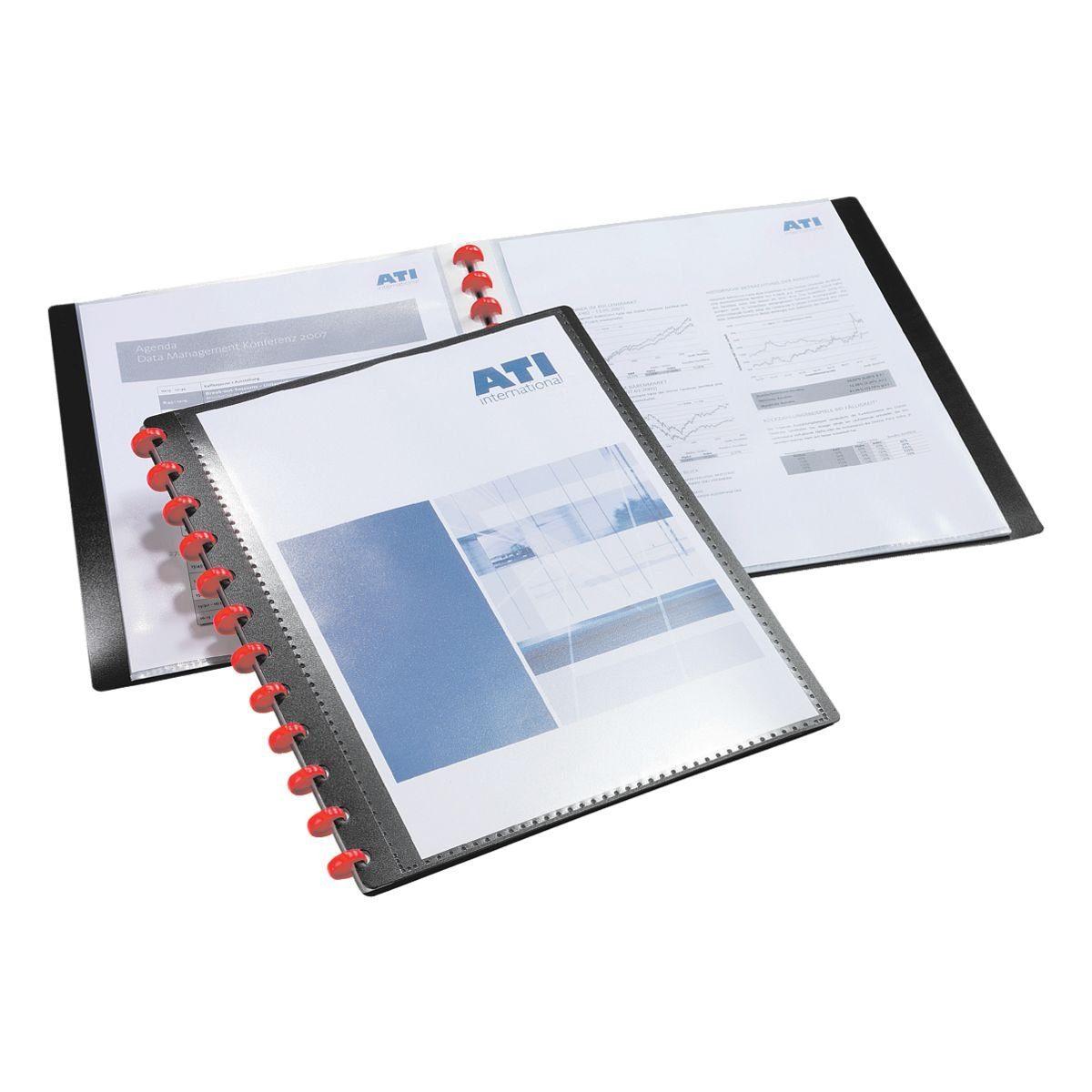 Durable Präsentationsmappe »Duralook Easy Plus«